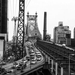 TRAFFIC-QUEENSBORO-NEW YORK