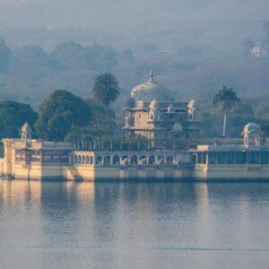 JAG MANDIR PALACE, RAJASTHAN, INDIA