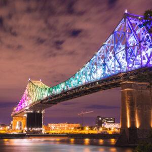 UNDER THE BRIDGE, MONTREAL, 2020
