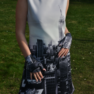 New York Dress ARTROCKS BY MANIK