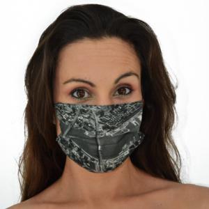 New York-Jungle Reversible Mask ARTROCKS BY MANIK
