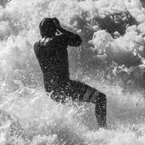 French Riviera Surfeur I