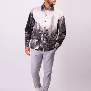 New York Shirt ARTROCKS BY MANIK
